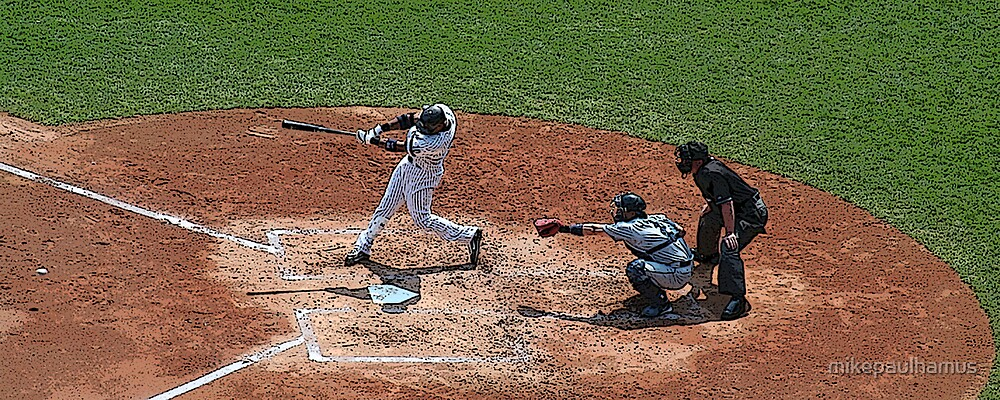 robinson cano #24 by mikepaulhamus