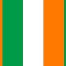 Ireland Flag Dress by deanworld