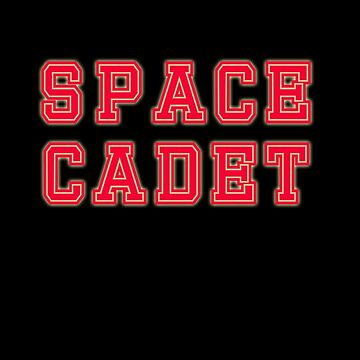 Space Cadet T-Shirt by deanworld