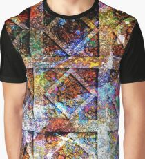 Experiment In Textures Graphic T-Shirt