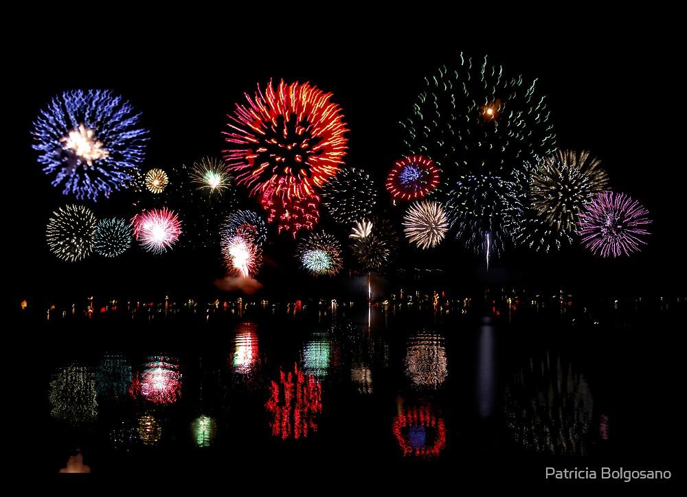 Celebrate by Patricia Bolgosano