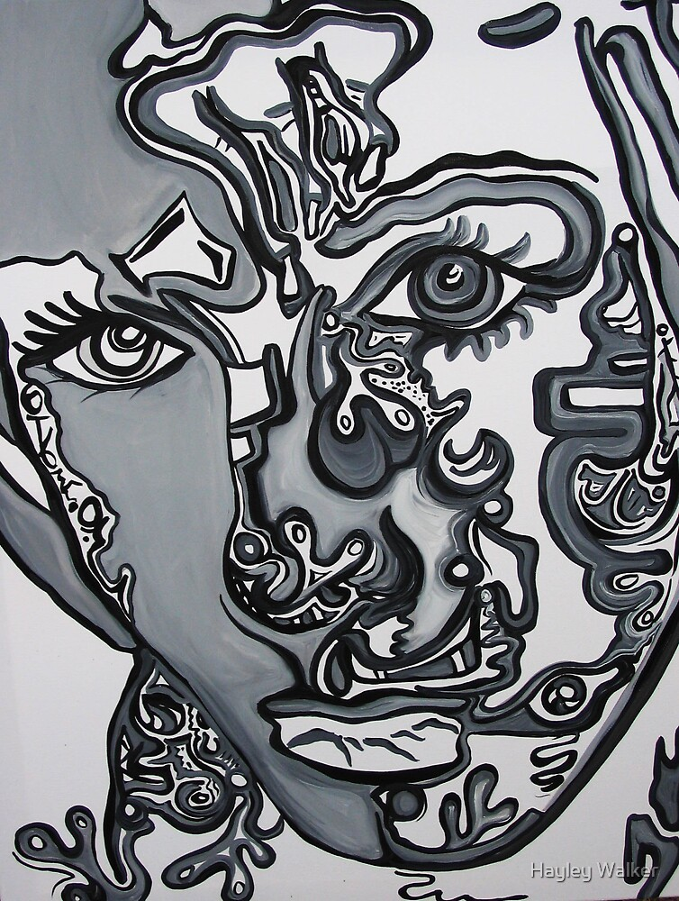 Reflection by Hayley Walker