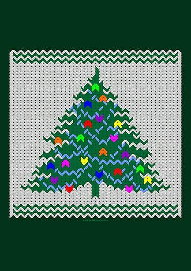 Christmas pullover by tudi