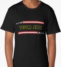 Team Sith Long T-Shirt