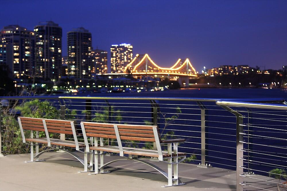 Relaxing In Brisbane by Nam Ngueyn