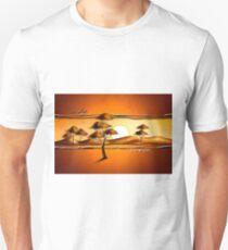 Africa retro vintage style gifts 11 Unisex T-Shirt