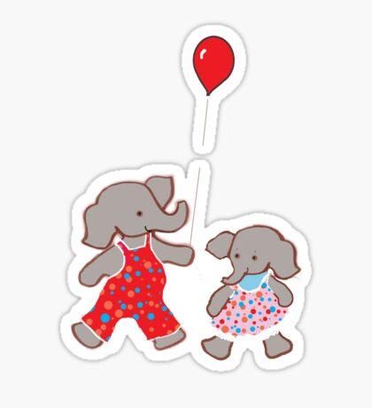baby ellies Sticker