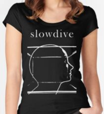Slowdive Women's Fitted Scoop T-Shirt