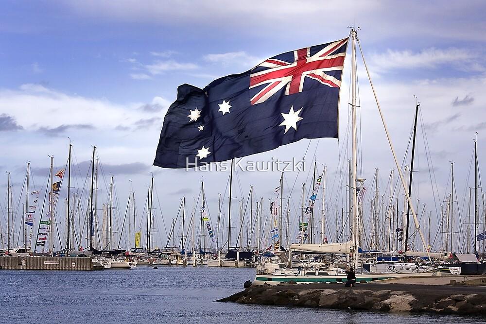 0769 Australia day - Geelong by Hans Kawitzki