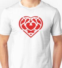 Zelda Skyward Sword Heart (red) T-Shirt