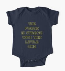 The Force Kids Clothes