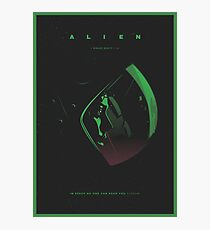 Alien 1979 Photographic Print