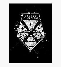 X-Com - Vigolo Confido Photographic Print