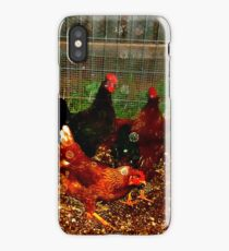 POULTRY ORB iPhone Case/Skin