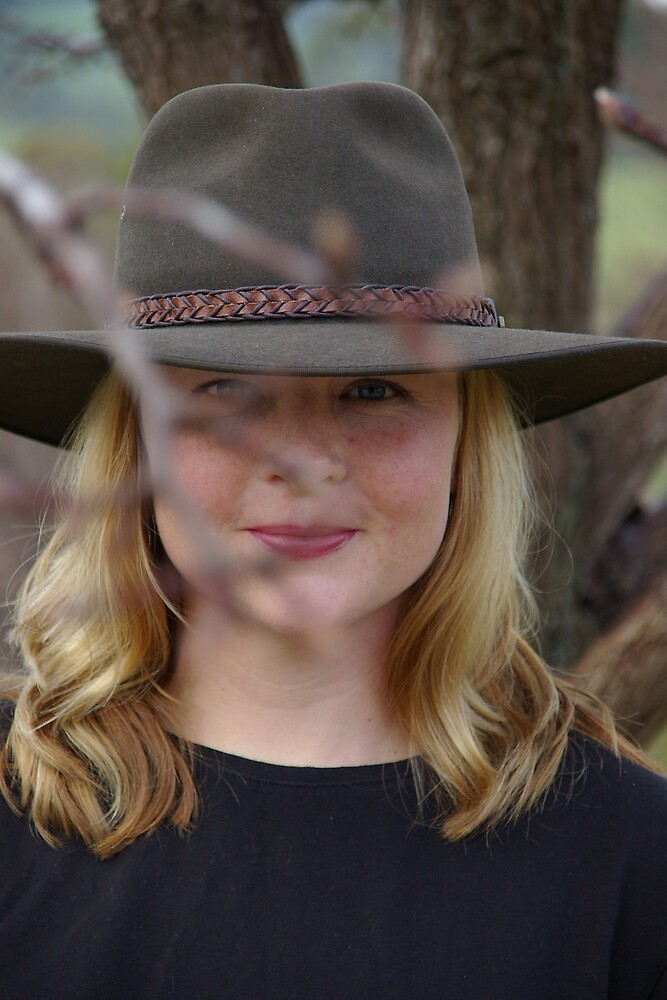 I want to be a Cowgirl by Deidre Cripwell