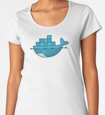 Docker Women's Premium T-Shirt