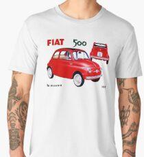 FIAT Nuova 500 vintage Men's Premium T-Shirt
