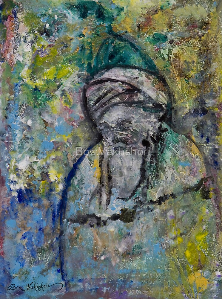 Rumi by Boz Vakhshori