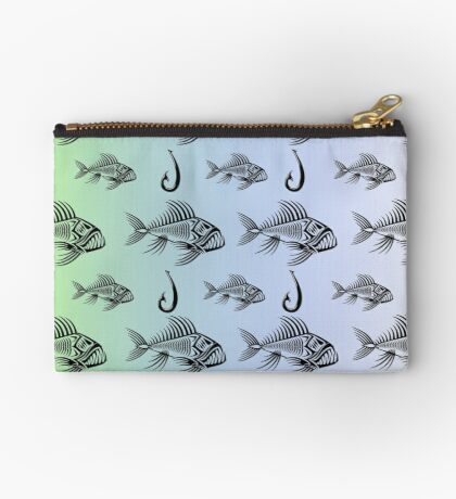 Fish and Hook Studio Pouch