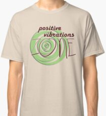 Positive Vibrations ZONE Classic T-Shirt