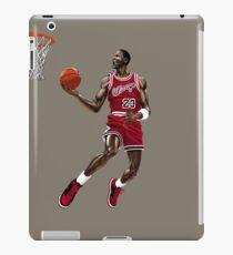 Michael jordan. iPad Case/Skin