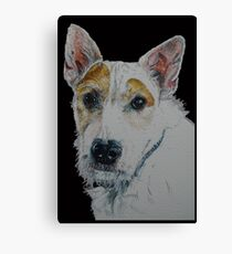 Did Someone Say Biscuits?? Canvas Print