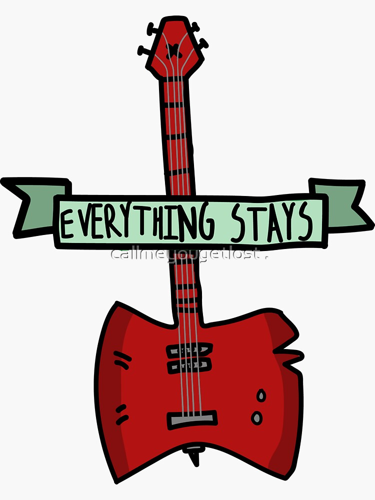Everything Stays by midtown1