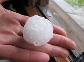 hail stone by judithtaylor