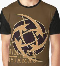 Ninjas In Pyjamas  Graphic T-Shirt