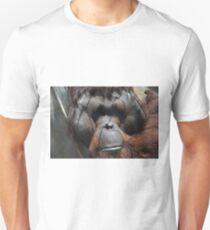 Male Bornean Orangutan  T-Shirt