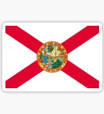 Flag of Florida Sticker