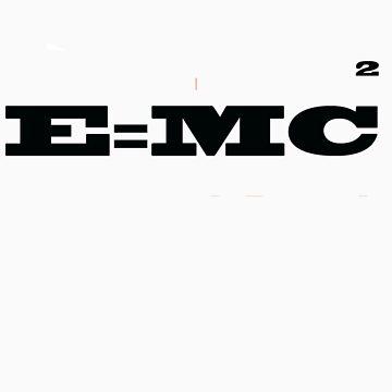 E=MC2 by Maximus