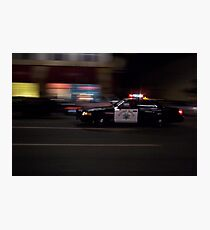 Call The Cops Photographic Print