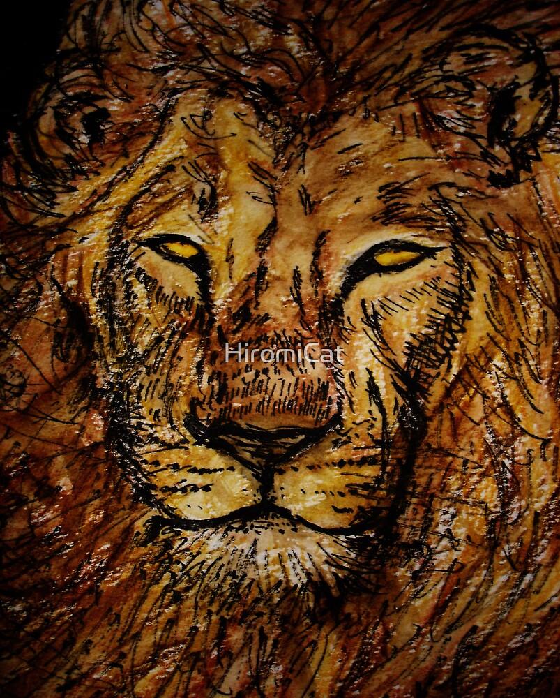 Lion by HiromiCat