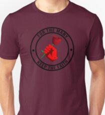 Jeremy Corbyn - Keep The Faith © // UK LABOUR PARTY Unisex T-Shirt