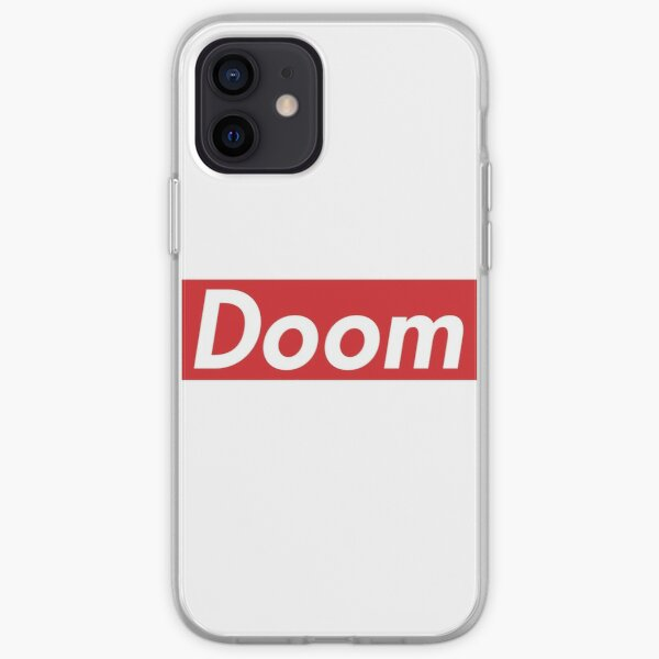 Doom iPhone Soft Case