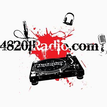 48201Radio.com Logo by qwizztest