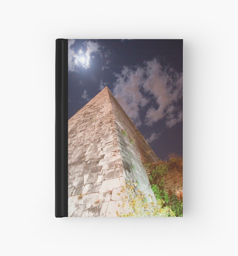 Pyramid of Gaius Cestius by renprovo