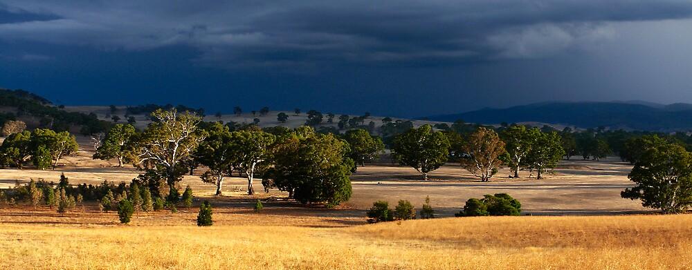 Passing Rains by Samuel Gundry