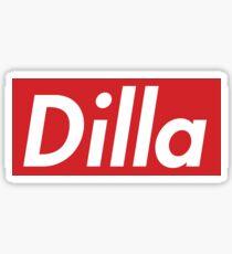 Dilla Sticker