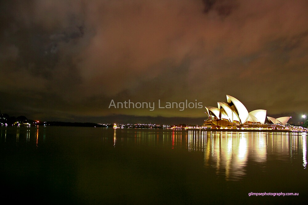sails across the water.. by Anthony Langlois