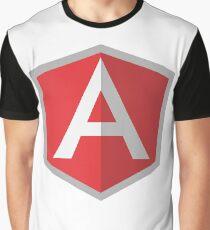 Angular Graphic T-Shirt
