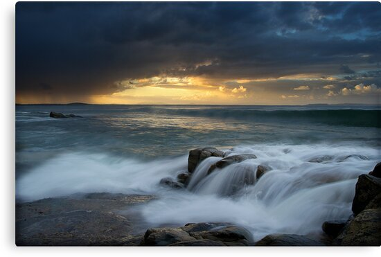 Stone and Sea by Ben Ryan