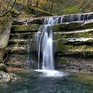 Acquacheta Waterfall - Italy by paolo1955