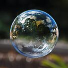 Bubble planet v2 by Nicole Pearce