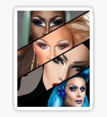 RPDR Top 4 Season 9 Sticker
