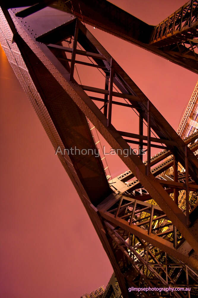 steel in the sky... by Anthony Langlois