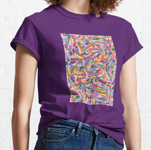 1808 - Expressions In Colours Classic T-Shirt