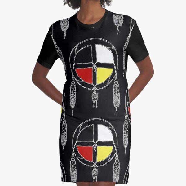 Good medicine Graphic T-Shirt Dress