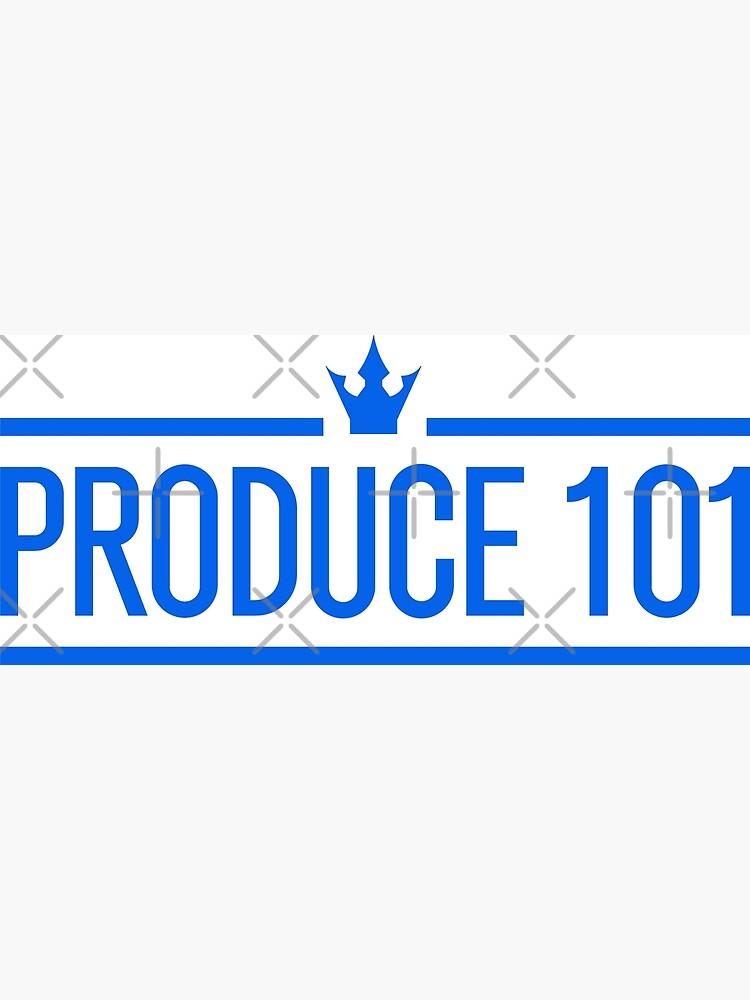 Produce 101 Logo by sai08